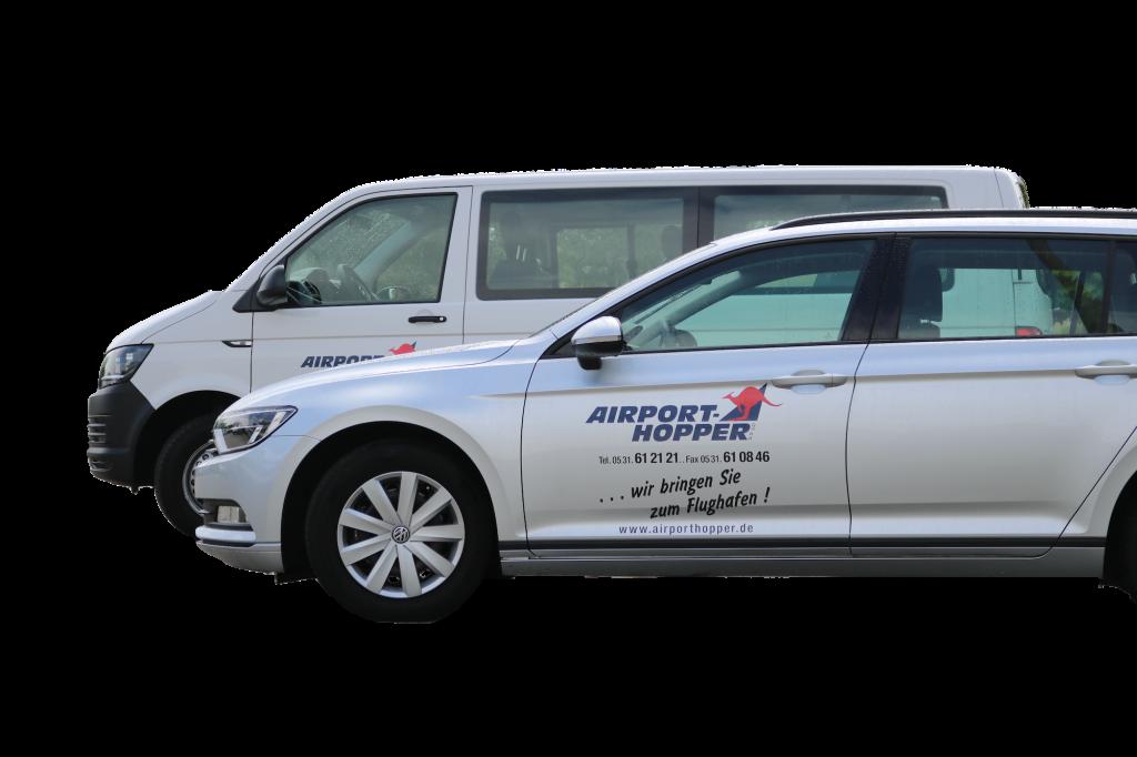 Airport Hopper GmbH - Wir bringen Sie ans Ziel